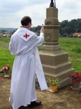30_kříž na Padělkoch žehnání